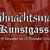 Weihnachtsmarkt im Kunstgässchen Koblenz